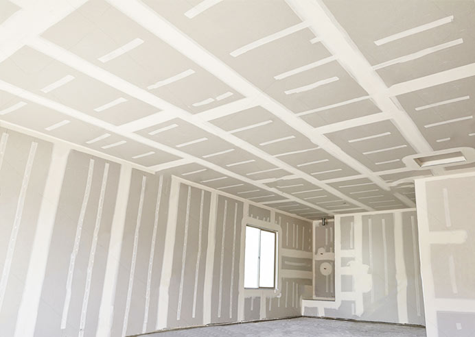 Drywall by Coastal Exteriors